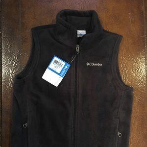 Little Boys Columbia Vest